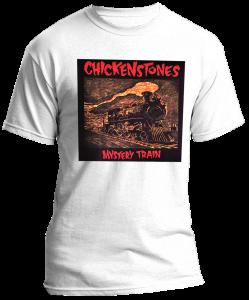 Chickestones Mystery Train T-Shirt