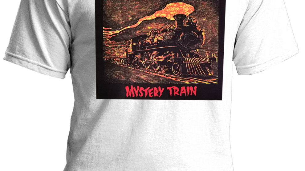Chickestones Mystery Train T-Shirt